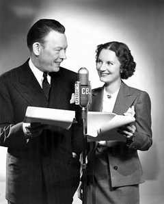 Fred Allen and Mrs. Allen