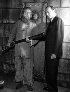 Joseph Kearns and Jack Benny