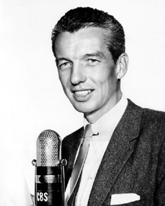 Bob Bailey as Johnny Dollar