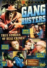 Gang Busters Volume...