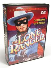 The Lone Ranger...