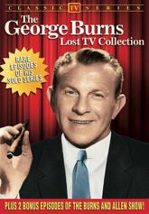George Burns: Lost TV...
