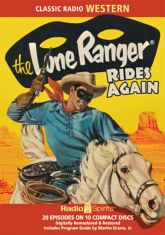 The Lone Ranger Rides...