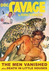 Doc Savage Volume 84