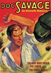 Doc Savage Volume 34