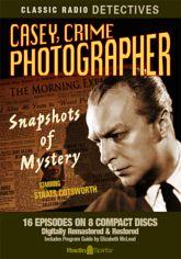 Casey, Crime Photographer