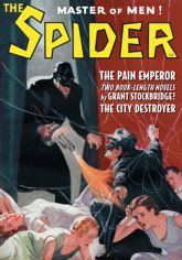 The Spider Volume 5