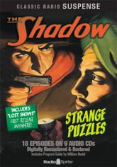 The Shadow: Strange...
