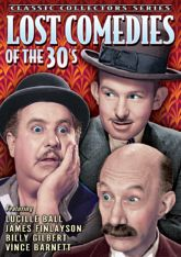 Lost Comedies of the...