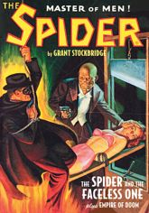 The Spider Volume 8
