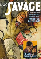 Doc Savage Volume 40