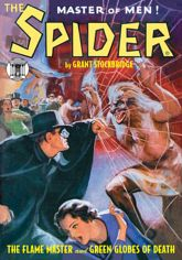 The Spider Volume 7