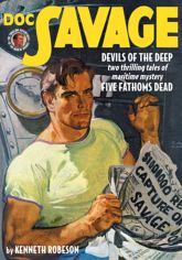 Doc Savage Volume 79
