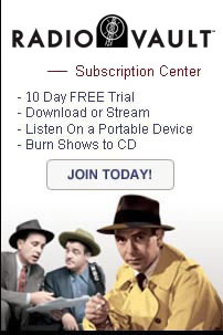 Radio Vault Subscription Center - Join Today!